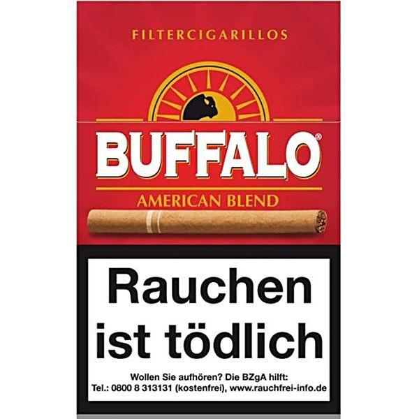 Buffalo Filter Cigarillos Stange