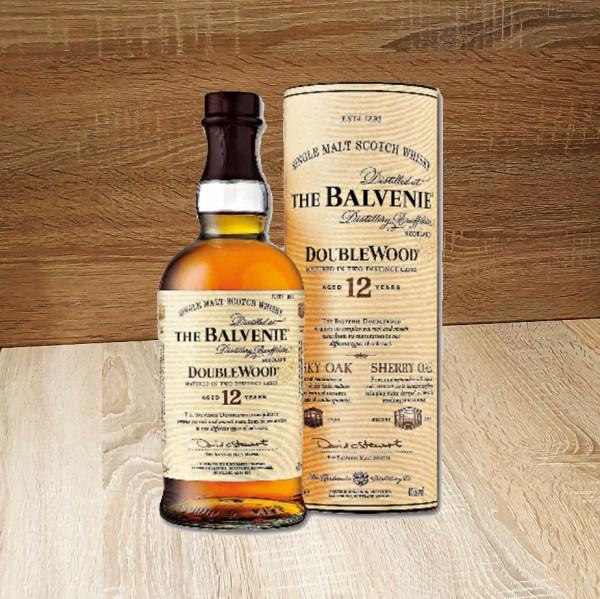 BALVENIE Doublewood 12 Jahre 40%, 700ml