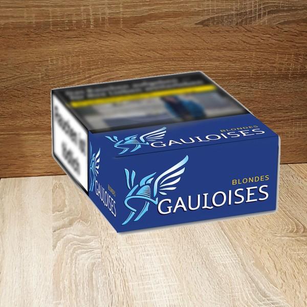 Gauloises Blondes Blau Stange
