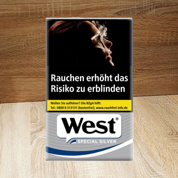 West Special Silver Soft Stange