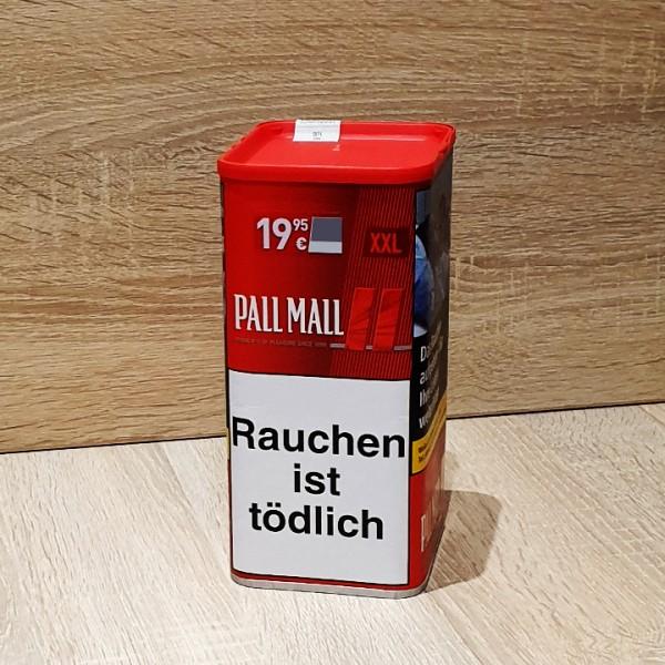 Pall Mall Volumen Tabak Red XXL Dose