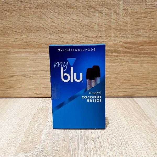 My Blu Pod Coconut Breeze 0mg