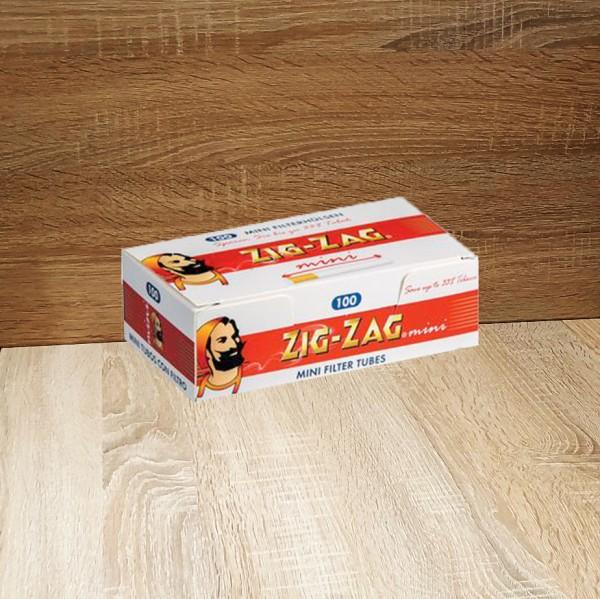 Zig Zag Mini Filterhülsen 5x100