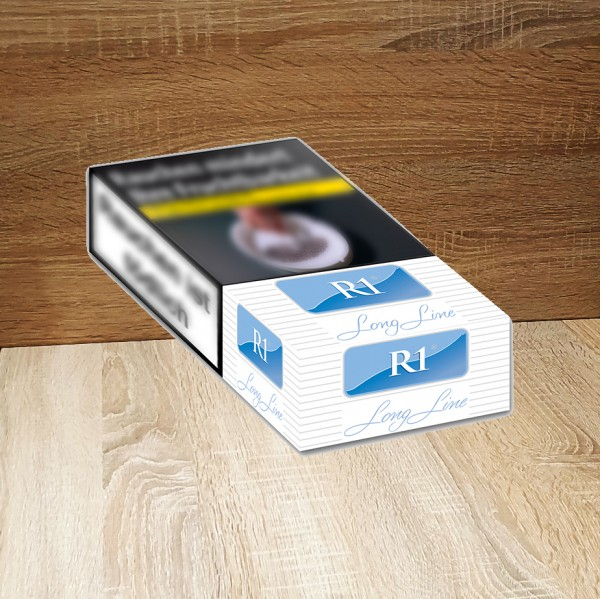 R1 Blue Long Line Stange