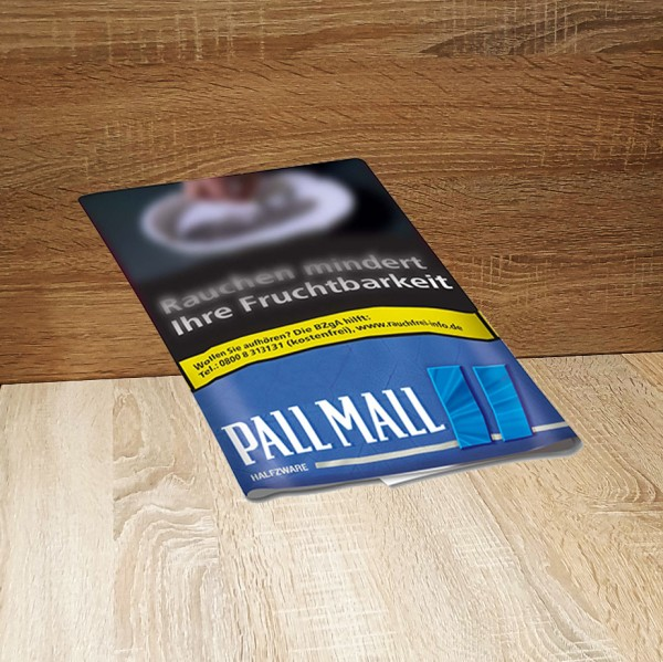 Pall Mall Roll Halfzware Blue Stange