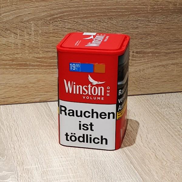 Winston Volume Tobacco Red Dose