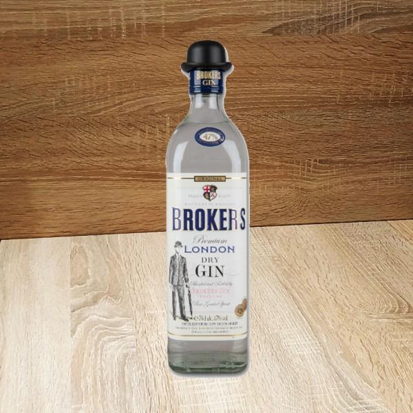 Gin BROKERS 47 % Vol., 700ml