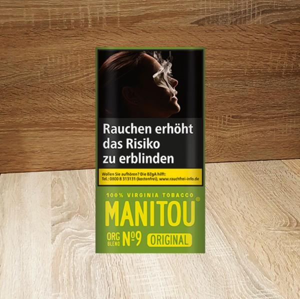 Manitou Green ORG No. 9 Stange
