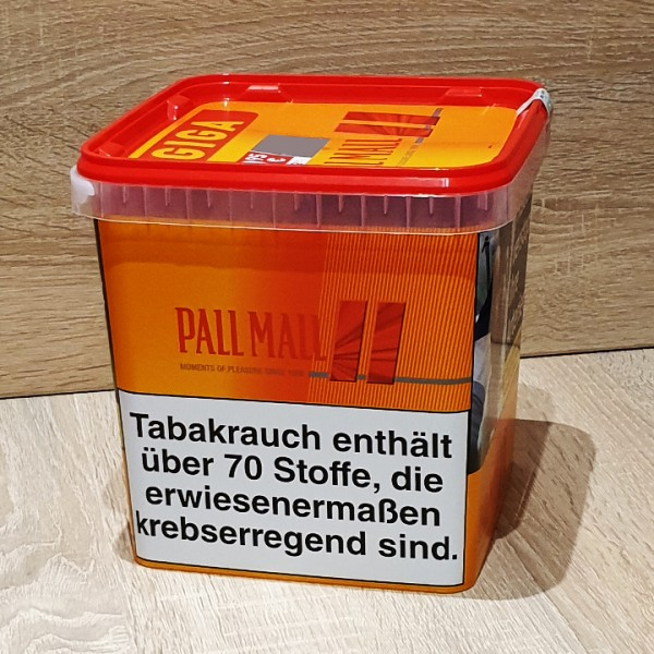 Pall Mall Volumen Tabak Allround Red GigaBox Box