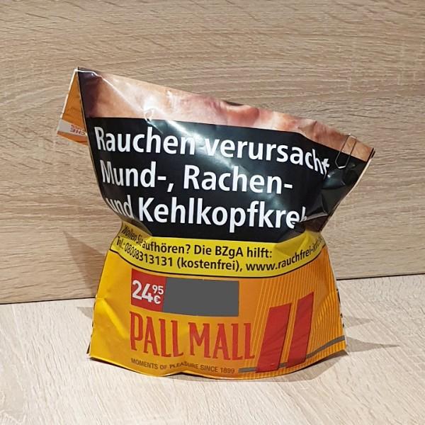Pall Mall Volumen Tabak Allround Red GIGA Beutel