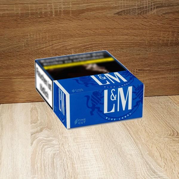 L&M Blue Label OP Stange