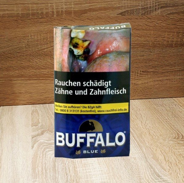 Buffalo Blue Stange