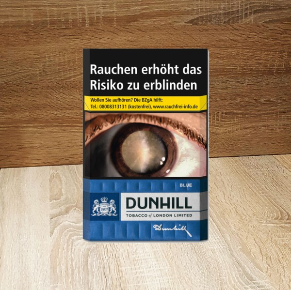Dunhill Blue Stange