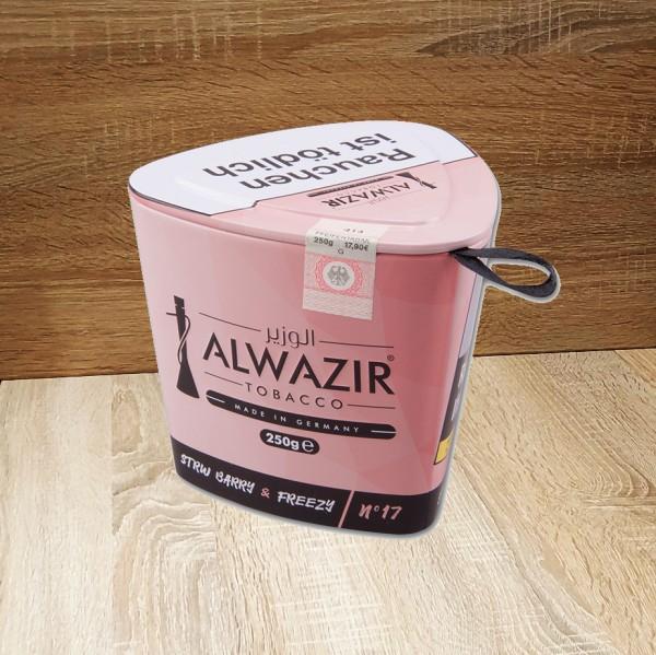 Alwazir No 17 Strw Barry & Freezy 250g Dose
