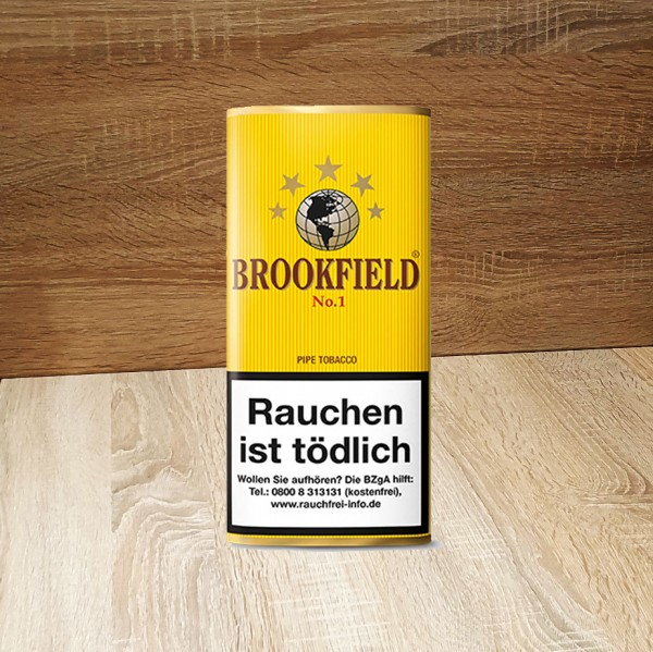 Brookfield No 1 50g Pouch