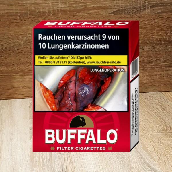 Buffalo Red BP Stange