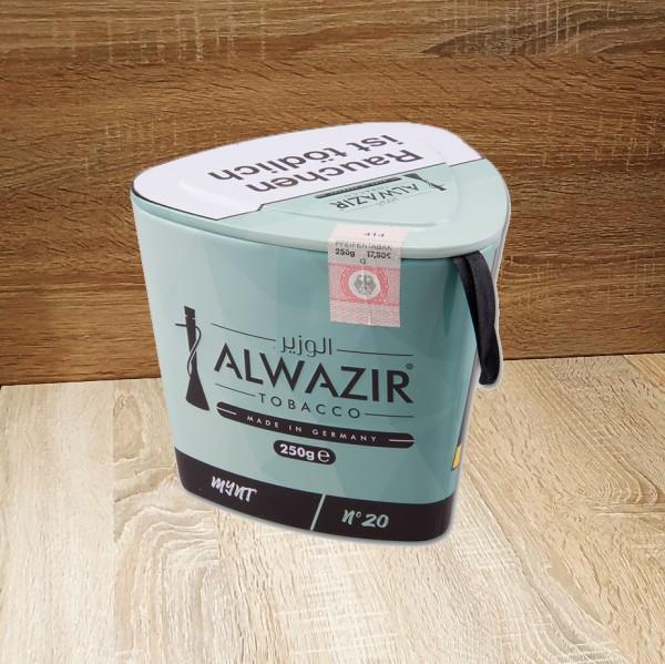 Alwazir No 20 Mynt 250g Dose
