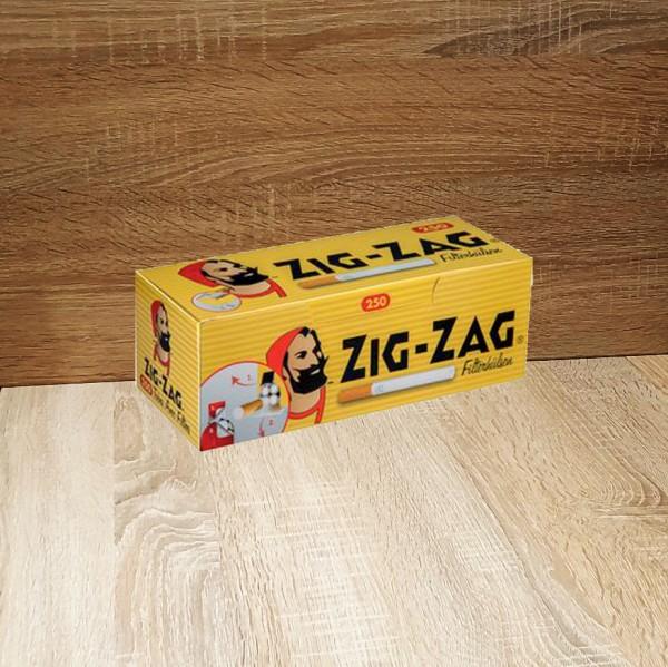 Zig Zag Filterhülsen 4x250