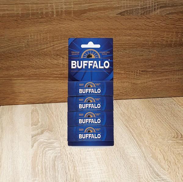 Buffalo Blättchen (4x50 Blättchen)
