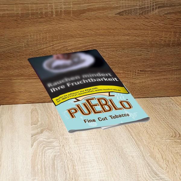 Pueblo Blue Stange