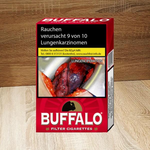 Buffalo Red OP Stange