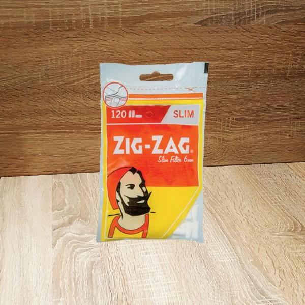 Zig Zag Spezial Drehfilter Slim 34x120