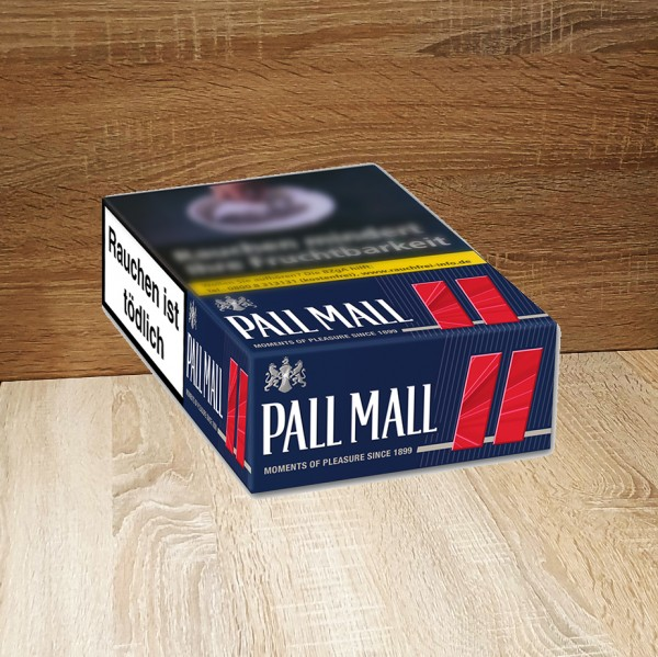 Pall Mall Red Super Stange