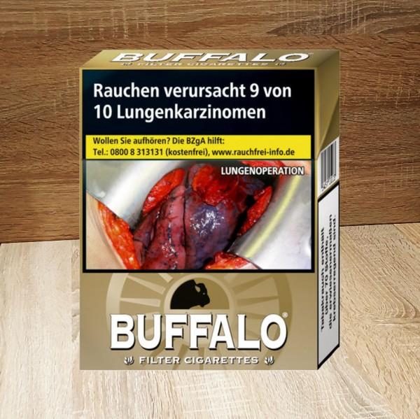 Buffalo Gold BP Stange