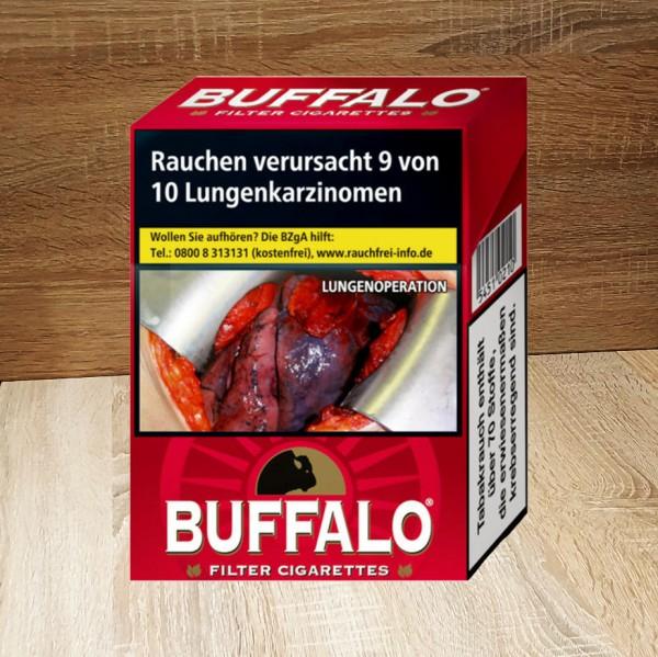 Buffalo Red Maxi Stange