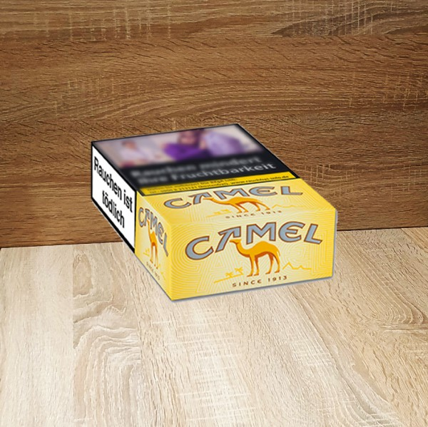 Camel Yellow Long OP Stange