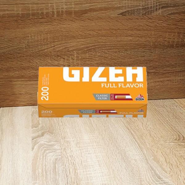 Gizeh Full Flavor 5x200 Hülsen