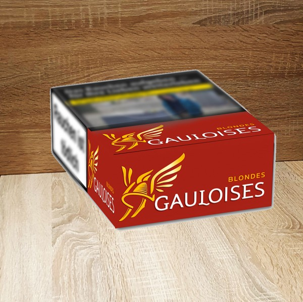 Gauloises Blondes Rot Stange