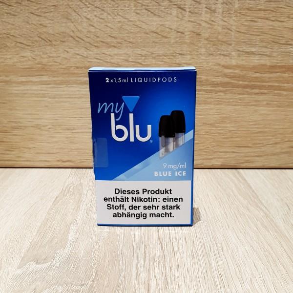 My Blu Pod Blue Ice 9mg