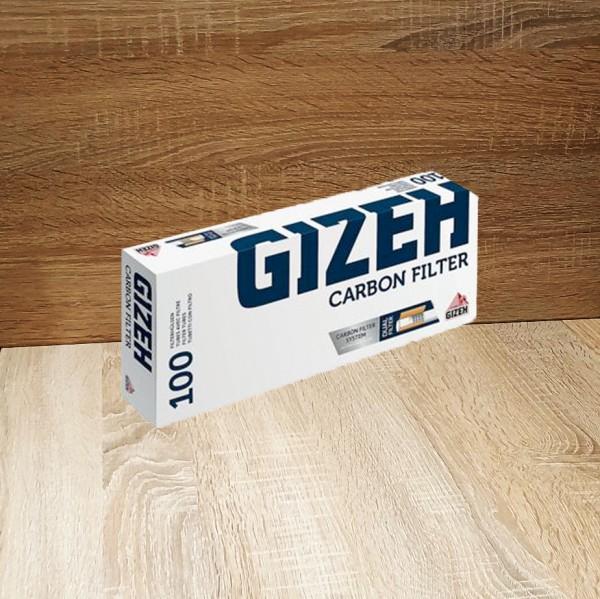 Gizeh Carbon Filter Hülsen 5x100 Hülsen