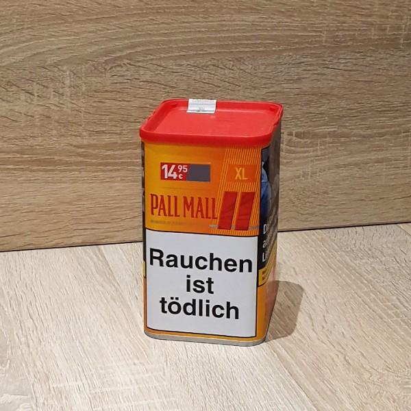Pall Mall Volumen Tabak Allround Red XL Dose