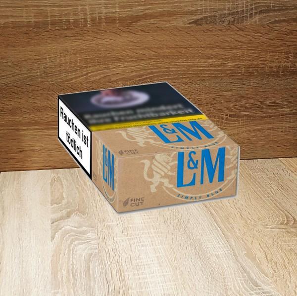 L&M Simply Blue OP Stange