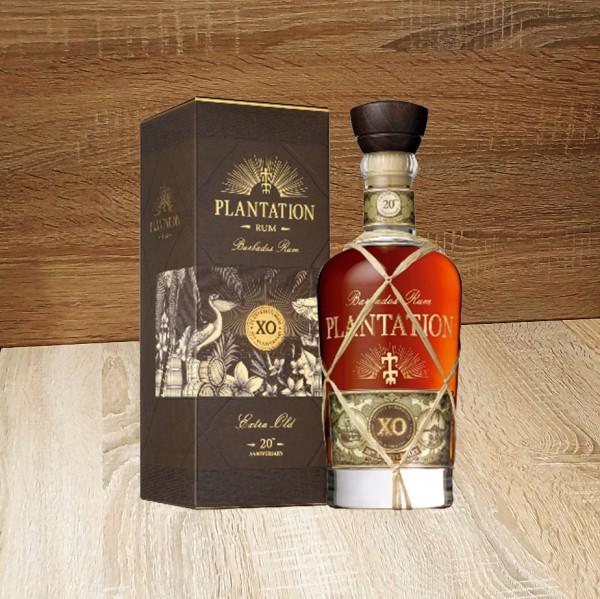 Rum PLANTATION Barbados Extra Old Anniversaire 40 %, 700ml