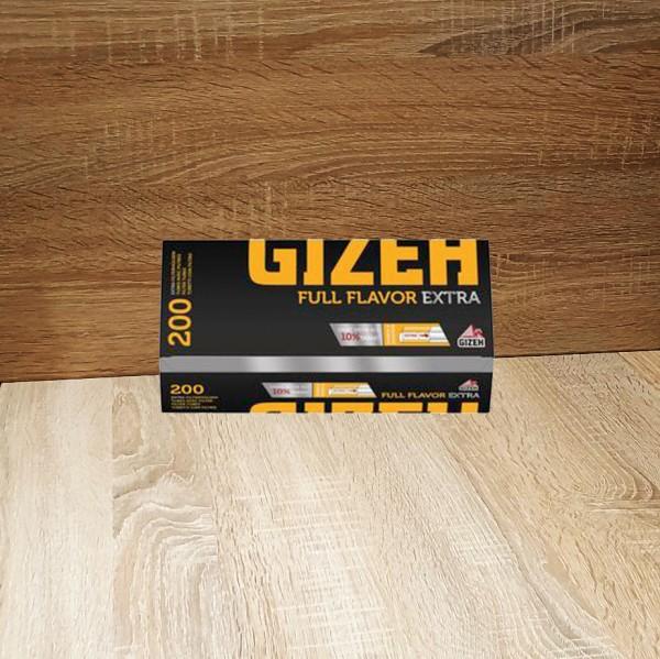 Gizeh Full Flavor Extra 5x200 Hülsen