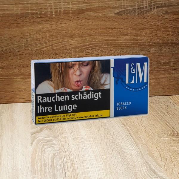 L&M Block Blue Label Stange