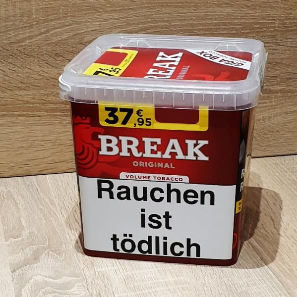 Break Original Volumen Tabak GIGA Box