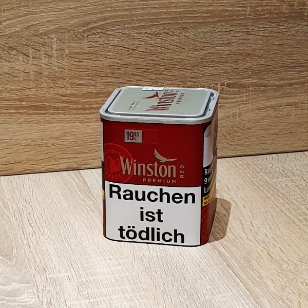 Winston Premium Tobacco Red Dose