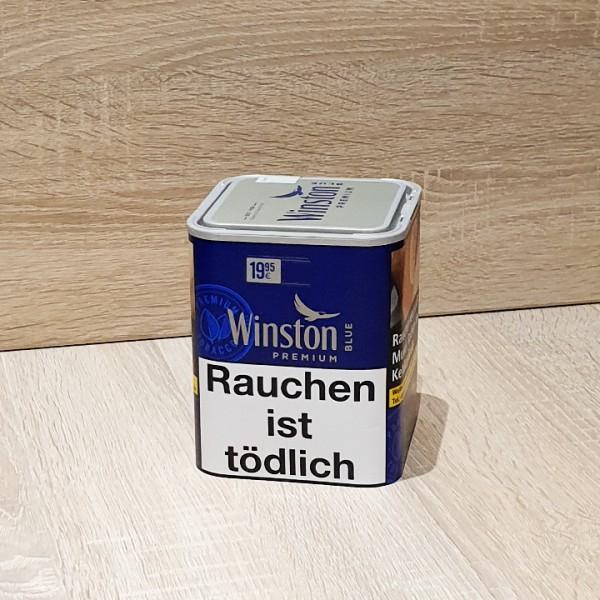 Winston Premium Tobacco Blue Dose