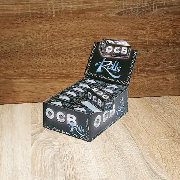 OCB Rolls Rollpapier 24x