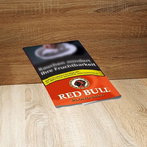 Red Bull Blond Shag Stange