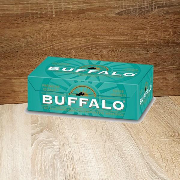Buffalo Menthol 5x100 Hülsen