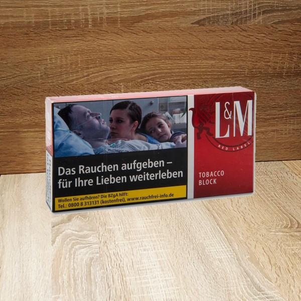 L&M Block Red Label Stange
