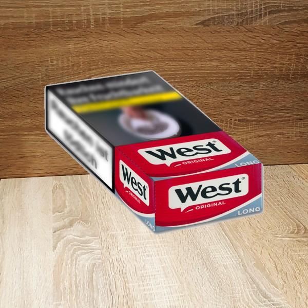 West Red Original Long Stange
