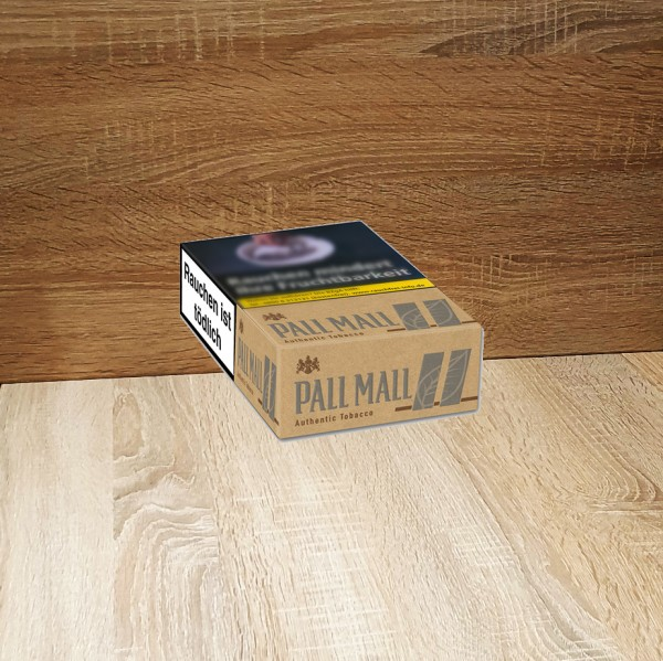 Pall Mall Authentic Silver OP Stange