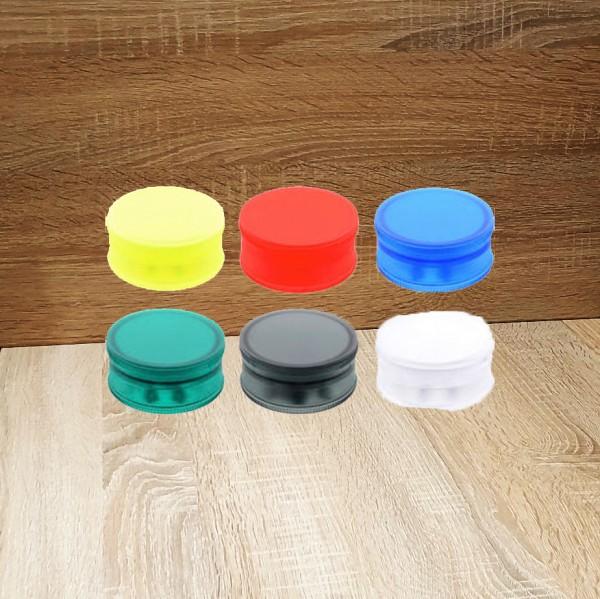 Grinder Kunststoff 3er, zufällige Farbe
