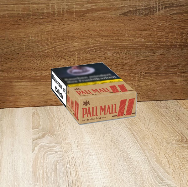 Pall Mall Authentic Red OP Stange